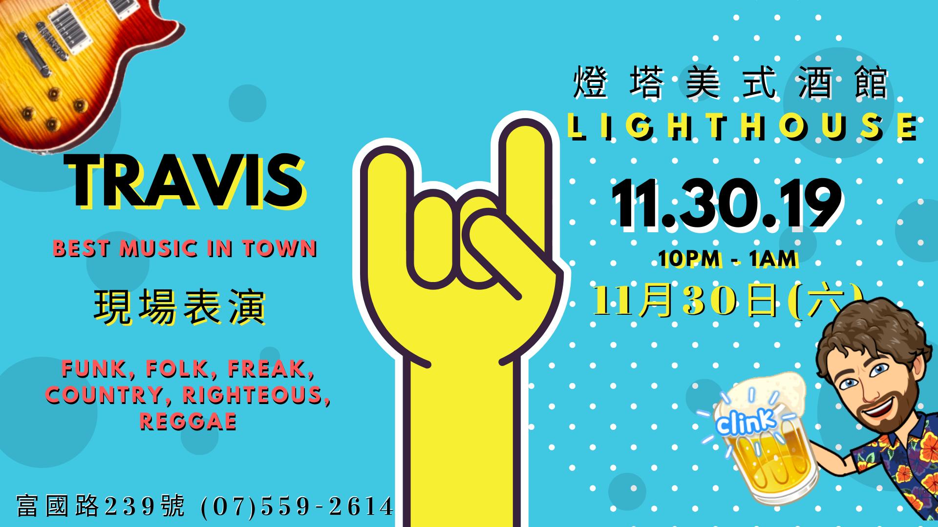 Travis LIVE / 現場表演